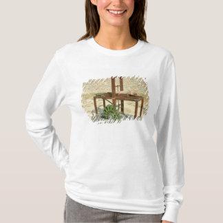T-shirt Modèle d'une scie hydraulique