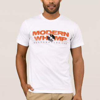 T-shirt Moderne Whomp - Twofer pur, longtemps