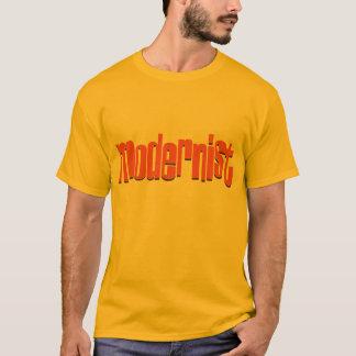 T-shirt Moderniste