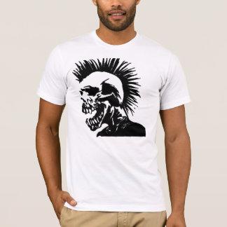 T-shirt Mohawk squelettique