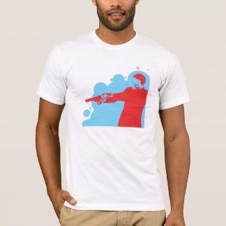 T-shirt Moi et mon arme à feu