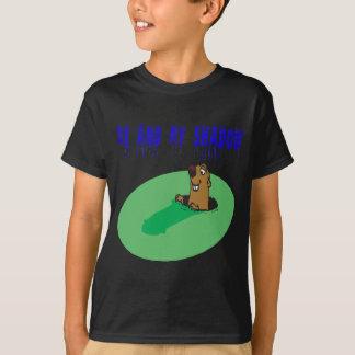 T-shirt Moi et mon ombre