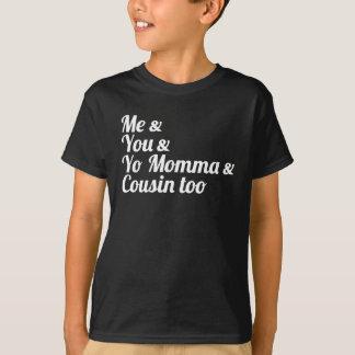 T-shirt Moi et vous