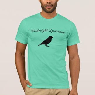T-shirt Moineau de minuit