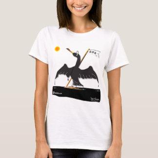 T-shirt MOIS Cormorant
