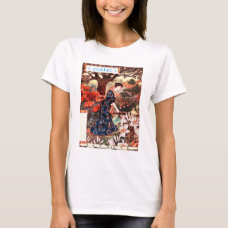T-shirt :  Mois de juillet - Jullet