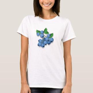 T-shirt Mois national de myrtille