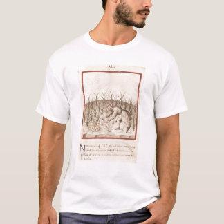 T-shirt Moisson de l'ail