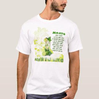 T-shirt Mojito- Porto Rico