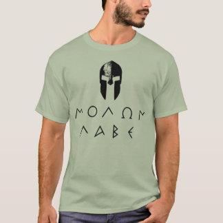 T-shirt Molon Labe