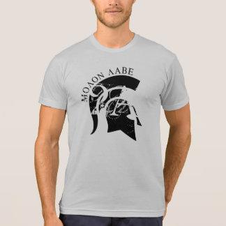 T-shirt Molon Labe - apportez assez d'arme à feu
