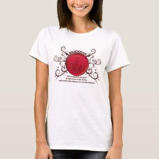 T-shirt Moment actuel de Bouddha