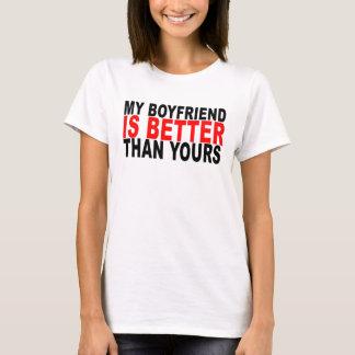 T-shirt mon ami est meilleur que le vôtre T-shirt. .png