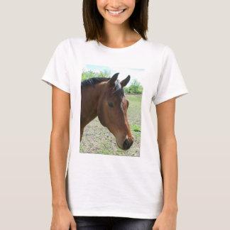 T-shirt Mon ami, le cheval