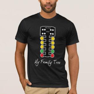 T-shirt Mon arbre généalogique - emballage d'entrave