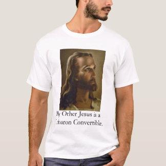 T-shirt Mon autre Jésus est un convertible de Lebaron