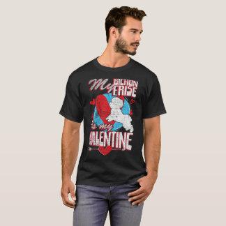 T-shirt Mon Bichon Frise est ma détresse drôle de chien de