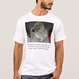 T-shirt Mon chien