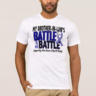 T-shirt Mon de bataille beau-frère de SAL trop