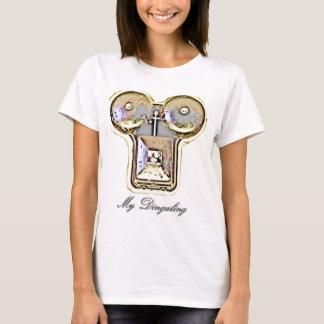 T-shirt Mon Dingaling - femmes