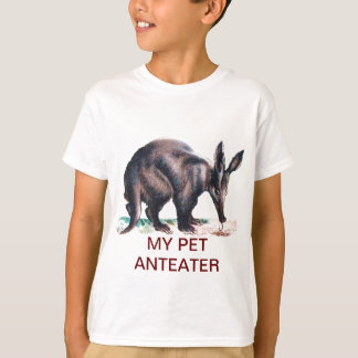 T-SHIRT MON FOURMILIER D'ANIMAL FAMILIER