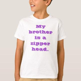 T-shirt Mon frère est…