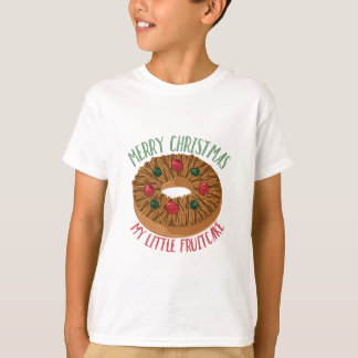 T-shirt Mon gâteau de fruits secs