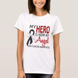 T-shirt Mon héros est mon cancer de la peau d'ange