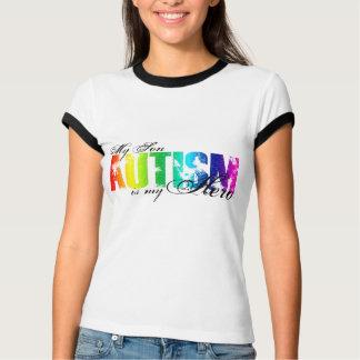 T-shirt Mon héros mon fils - autisme