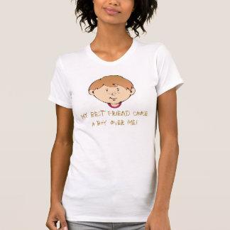 """T-shirt Mon """"meilleur"""" ami"""