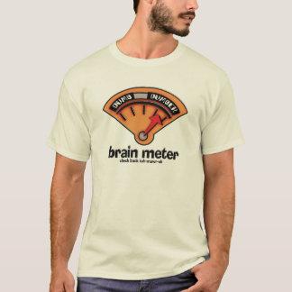 T-shirt mon mètre de cerveau