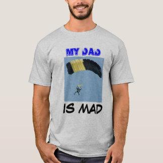 T-shirt Mon papa est fou