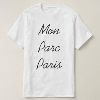 T-SHIRT MON PARC PARIS