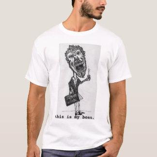 T-shirt mon patron