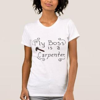 T-shirt Mon patron est un charpentier juif
