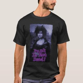 T-shirt Mona Lisa : Punk Is Not Dead