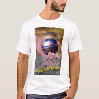 T-shirt Monde entier