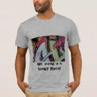T-shirt monde génial