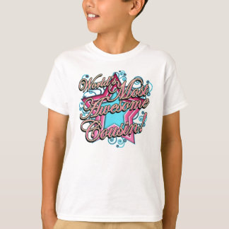 T-shirt Mondes la plupart de cousin impressionnant