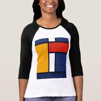 T-shirt Mondrian a inspiré
