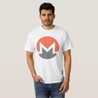 T-shirt Monero (xmr)