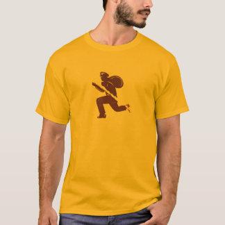 T-shirt moneygrip - remise de cinq doigts