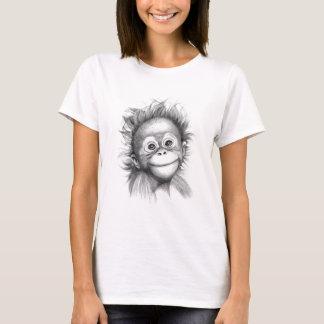 T-shirt Monkey - Baby Orang outan 2016 G-121