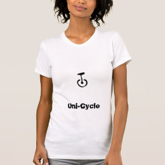 T-shirt Monocycle