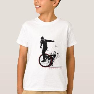 T-shirt Monocycle urbain B