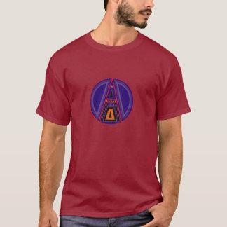 T-shirt Monogramme A