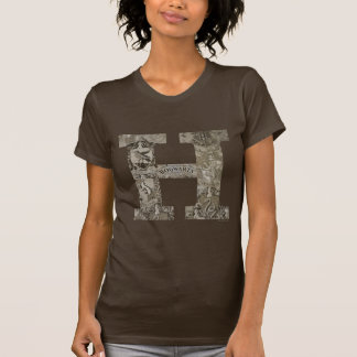 T-shirt Monogramme de Harry Potter   Hogwarts
