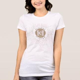 T-shirt Monogramme vintage de Hillary Clinton de fusée