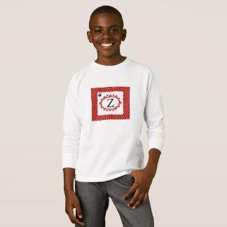 T-shirt Monogramme Z de chienchien
