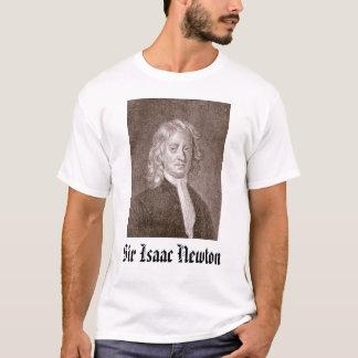 T-shirt Monsieur Isaac Newton - customisé